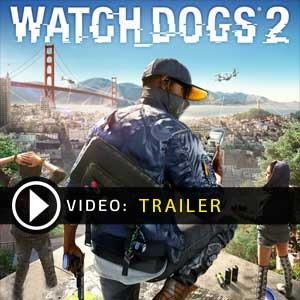 Acheter Watch Dogs 2 Clé Cd Comparateur Prix