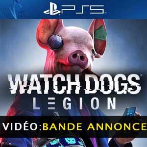 Vidéo de la bande annonce Watch Dogs Legion