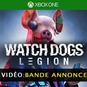 Acheter Watch Dogs Legion Xbox One Comparateur Prix