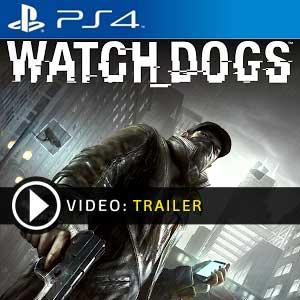 Watch Dogs PS4 en boîte ou à télécharger