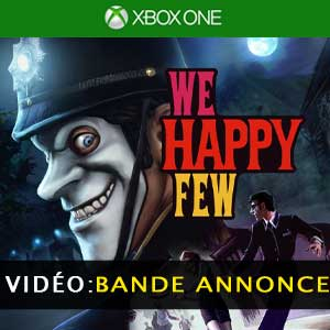 Acheter We Happy Few Xbox One Code Comparateur Prix