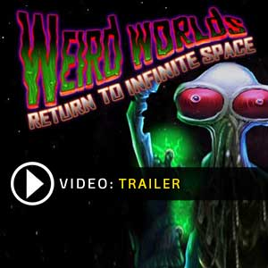 Acheter Weird Worlds Return to Infinite Space Clé Cd Comparateur Prix