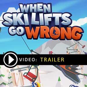 Acheter When Ski Lifts Go Wrong Clé CD Comparateur Prix