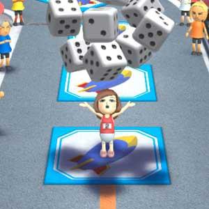 Wii Party U Nintendo Wii U Dé