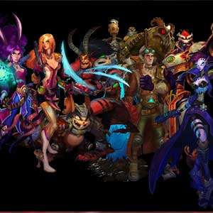 WildStar Races