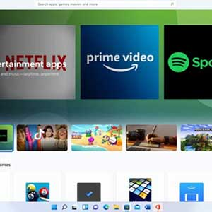 Windows 11 Pro OEM Boutique D'applications