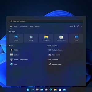 Windows 11 Pro OEM Menu de Démarrage