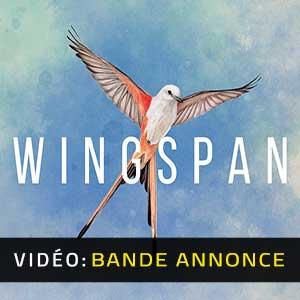 Wingspan Bande-annonce vidéo