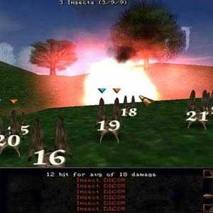 Wizardry 8 Gameplay