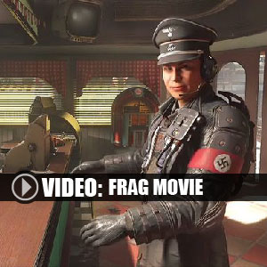 Wolfenstein 2 The New Colossus Frag Movie