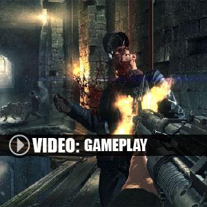 Wolfenstein 2 The New Colossus Video Gameplay