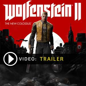 Acheter Wolfenstein 2 The New Colossus Clé Cd Comparateur Prix