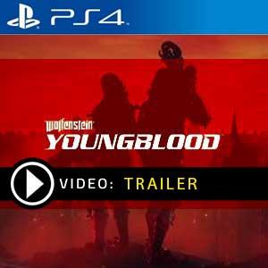 Wolfenstein 2 Youngblood PS4 en boîte ou à télécharger