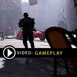 Wolfenstein Cyberpilot VR PS4 Gameplay Video