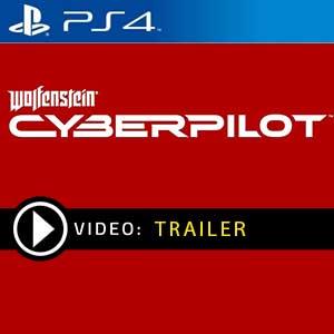 Wolfenstein Cyberpilot VR PS4 en boîte ou à télécharger