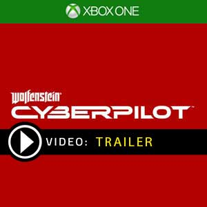 Wolfenstein Cyberpilot VR Xbox One en boîte ou à télécharger