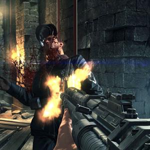 Wolfenstein The New Order PS4 Combat