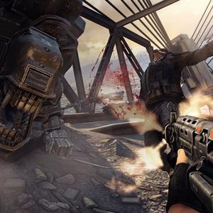 Wolfenstein The New Order PS4 Gameplay