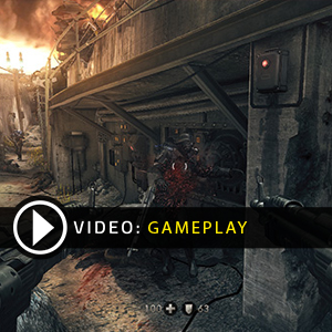 Wolfenstein The New Order PS4 Gameplay Video