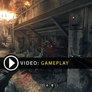 Wolfenstein The New Order PS4 Gameplay Video