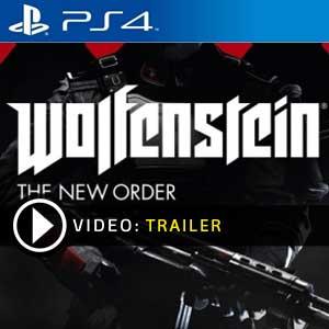 Wolfenstein The New Order PS4 en boîte ou à télécharger