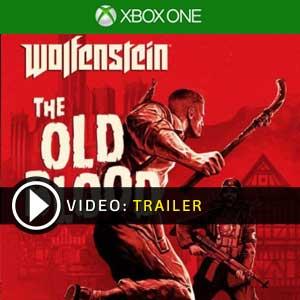 Wolfenstein The Old Blood Xbox One en boîte ou à télécharger