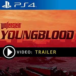 Wolfenstein Youngblood PS4 en boîte ou à télécharger