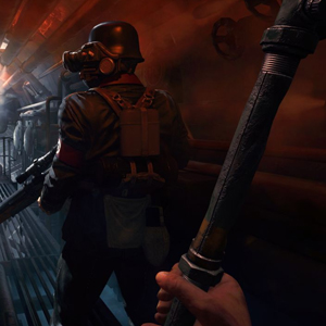 Wolfenstein The Old Blood - Soldat d'écran