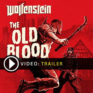 Acheter Wolfenstein The Old Blood Clé CD Comparateur Prix