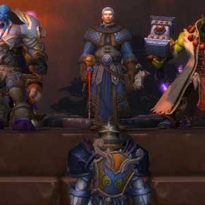 Les races de World of Warcraft