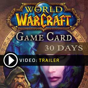 Acheter World of Warcraft 30 Jours Gamecard Code Comparateur Prix
