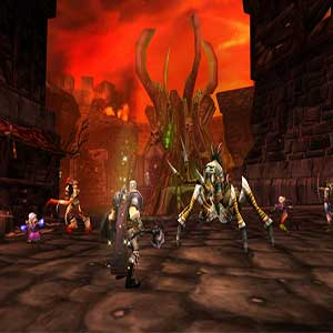 World of Warcraft Classic Bataille