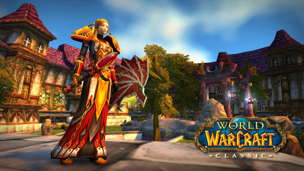 World of Warcraft Classic Closed Beta