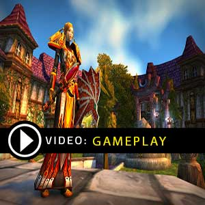 World of Warcraft Classic Gameplay Video