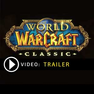 Acheter World of Warcraft Classic Clé Cd Comparateur Prix