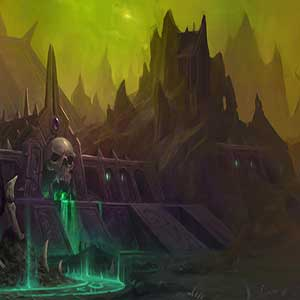 World of Warcraft Shadowlands Maldraxxus