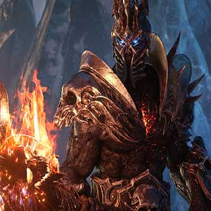 World of Warcraft Shadowlands Lich King