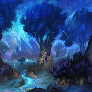 World of Warcraft Shadowlands Ardenweald