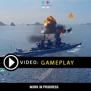 World of Warships Legends PS4 Gameplay Video