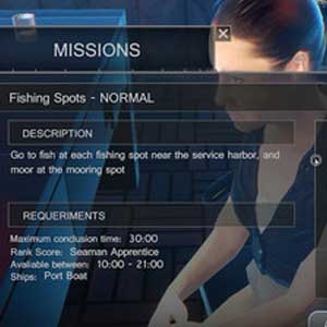 World Ship Simulator Missions