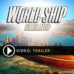 Acheter World Ship Simulator Clé Cd Comparateur Prix