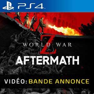 World War Z Aftermath PS4 Bande-annonce Vidéo