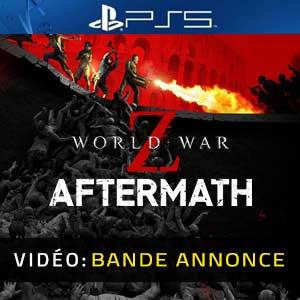 World War Z Aftermath PS5 Bande-annonce Vidéo