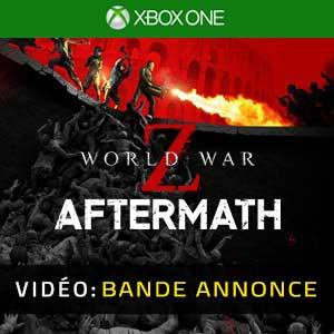 World War Z Aftermath Xbox One Bande-annonce Vidéo