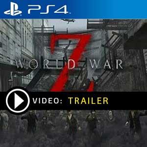 World War Z PS4 en boîte ou à télécharger
