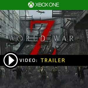 World War Z Xbox One en boîte ou à télécharger