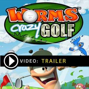 Acheter Worms Crazy Golf Clé CD Comparateur Prix