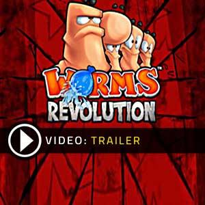 Acheter Worms Revolution clé CD Comparateur Prix