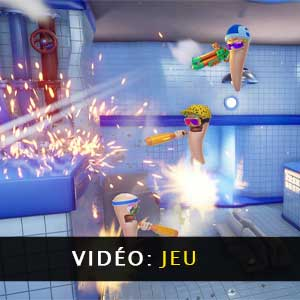 Worms Rumble Jeu vidéo