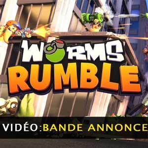Worms Rumble Bande-annonce vidéo